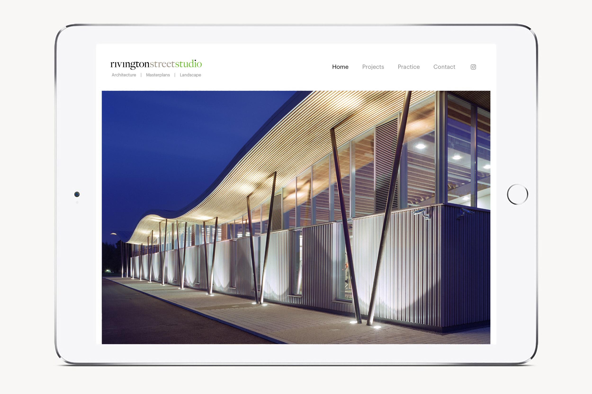 Rivington Street Studio Architects